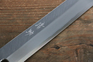 Seisuke White Steel No.2  Kasumitogi Yanagiba Japanese Knife - Japanny - Best Japanese Knife