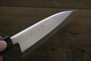 Shigeki Tanaka Silver Steel No.3 Deba   Japanese Chef Knife 180mm - Japanny - Best Japanese Knife