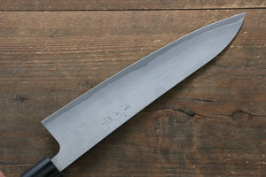 Ogata Silver Steel No.3 Damascus Black Finished Gyuto Japanese Knife 210mm with Jura Handle - Japanny - Best Japanese Knife