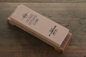 King Sharpening Stone #800 Grids with Plastic Base K-65 - Japanny - Best Japanese Knife