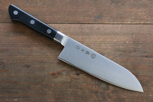 Tojiro DP Cobalt Alloy Steel Santoku Japanese Chef Knife 170mm - Japanny - Best Japanese Knife
