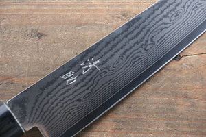 Seisuke VG10 63Layer Damascus Gyuto Japanese Knife 210mm with Cherry Blossoms Handle - Japanny - Best Japanese Knife