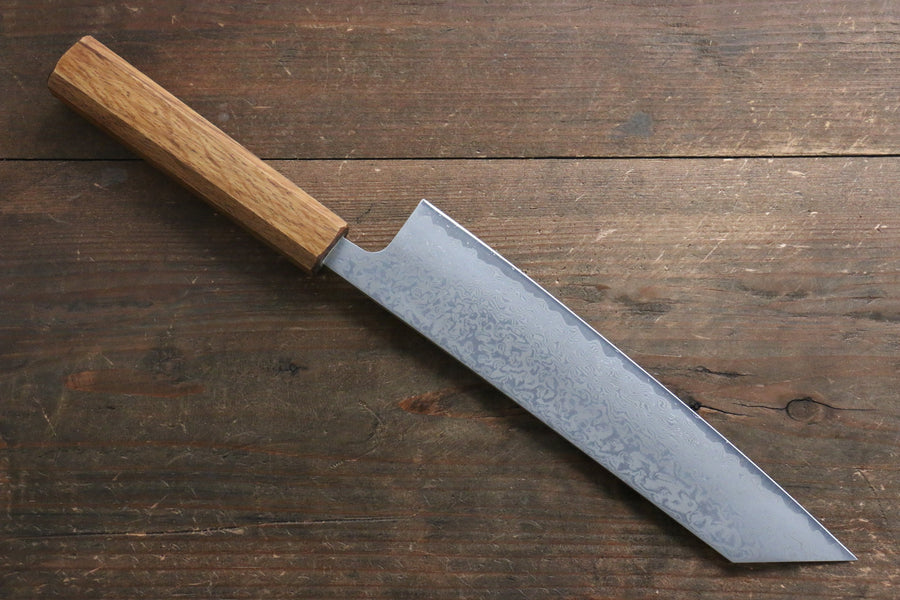 Seisuke SLD 49 Layer Damascus Kiritsuke Gyuto Japanese Knife 210mm - Japanny - Best Japanese Knife