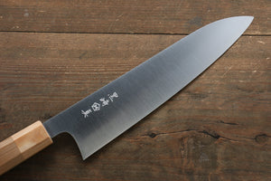 Makoto Kurosaki R2/SG2 Gyuto Japanese Chef Knife 210mm with Japanese Cherry Wood Handle - Japanny - Best Japanese Knife