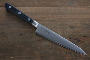 Tojiro DP Cobalt Alloy Steel Japanese Chef chef Petty Utility Knife 150mm (Fujitora) - Japanny - Best Japanese Knife