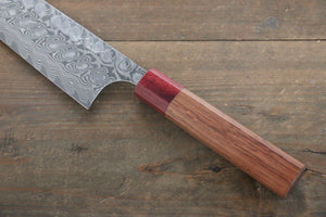 Yoshimi Kato R2/SG2 Damascus Gyuto Japanese Chef Knife 210mm with Honduras Handle - Japanny - Best Japanese Knife