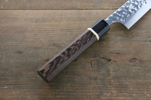 Yu Kurosaki R2/SG2 Hammered Sujihiki 270mm with Wenge handle - Japanny - Best Japanese Knife