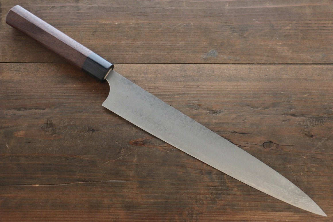 Anryu VG10 Damascus Sujihiki Japanese Chef Knife 270mm - Japanny - Best Japanese Knife