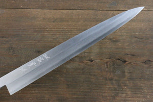 Shigeki Tanaka Silver Steel No.3 Yanagiba Japanese Chef Knife 270mm - Japanny - Best Japanese Knife