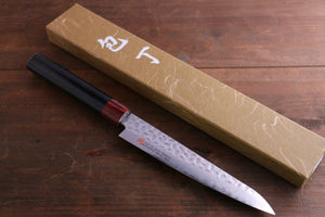 Iseya VG10 33 Layer Damascus Petty Utility Japanese Chef's Petty Knife, 150mm - Japanny - Best Japanese Knife