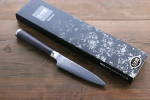 Miyako 33 Layer Damascus AUS-8a Japanese Petty Utility Japanese Chef Knife, 110mm - Japanny - Best Japanese Knife