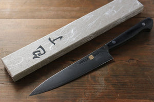 Iseya VG10 G-Series 33 Layer Damascus Japanese Chef's Petty Knife, 150mm - Japanny - Best Japanese Knife