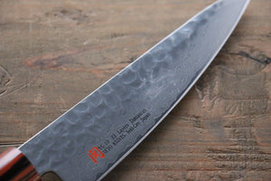 Iseya VG10 33 Layer Damascus Japanese Chef's Small Santoku Knife, 135mm - Japanny - Best Japanese Knife