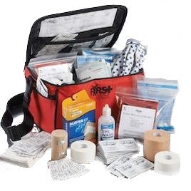 The Original! Refillable Sports First Aid Kit - with virus protection