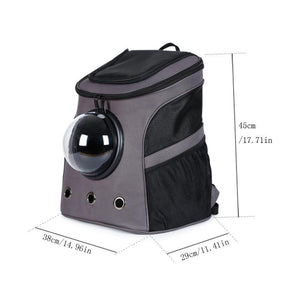 The Fat Backpack - Mochila para Pets