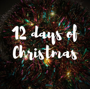 12 days of Christmas - Day 1