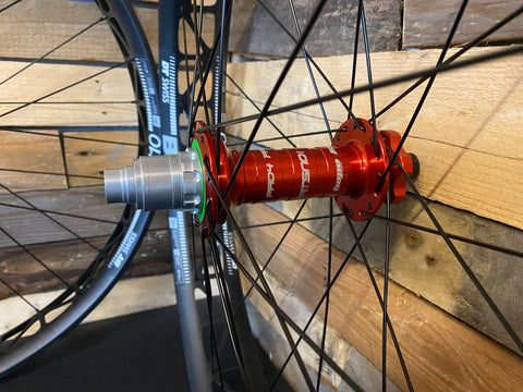 DT Swiss BR 710 and Hope Fatsno Hub