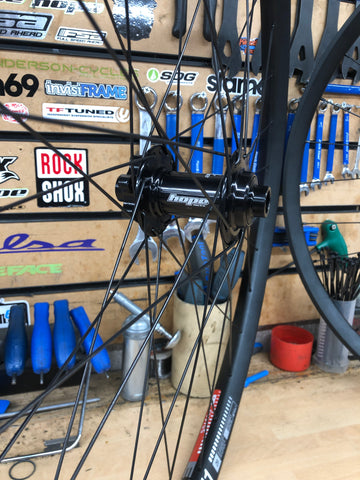 DT EX 511 Rims with Hope Pro 4 Hubs