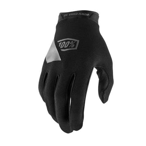 100% Ridecamp Glove - Black