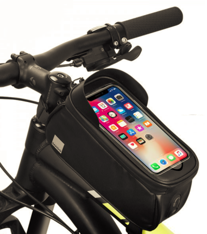 Sahoo Smartphone Top Tube Phone Frame Bag