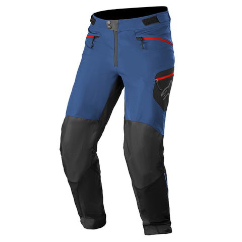 ALPINESTARS ALPS PANTS - BLACK/MID BLUE