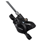 Shimano BR-MT200 disc brake calliper, post mount, front or rear, black
