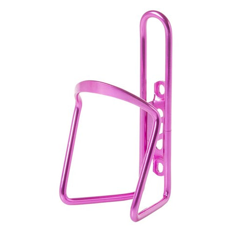 REFLEX ALLOY BOTTLE CAGE ANODISED PINK