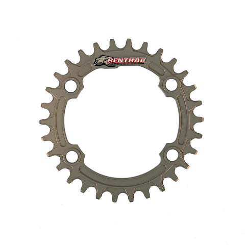 Renthal 1XR 4-Arm 96BCD Chainring (Shimano)