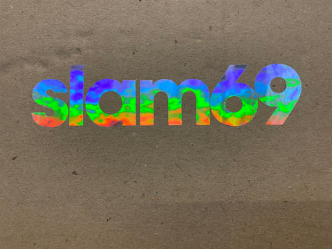 Slam69 Classic Sticker - Limited Edition