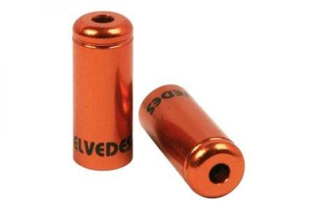 Elvedes ELV2012012 Aluminum Sealed Ferrules  4mm (Each)