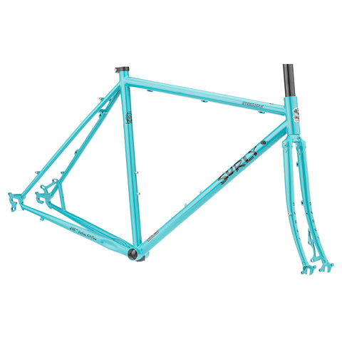 Surly Straggler Frameset - 700c - Chlorine Dream