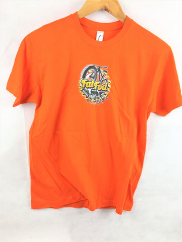FatFod T-shirts Orange - Mens