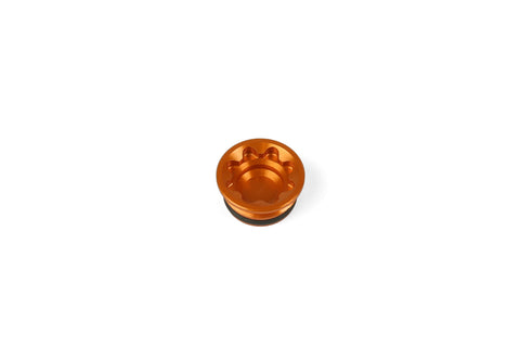 Hope RX4-SH - MIN - Large Bore Cap - ORANGE
