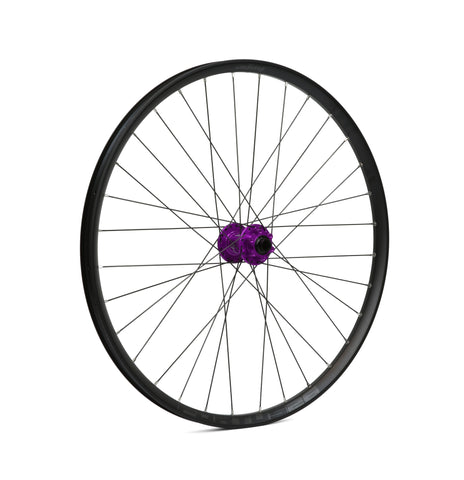 Hope Rear 27.5 Fortus 26W Pro4 - 135/142mm Purple