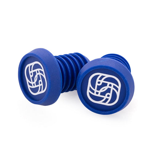 Gusset BMX Push-In plugs - Bar Ends (Pair)