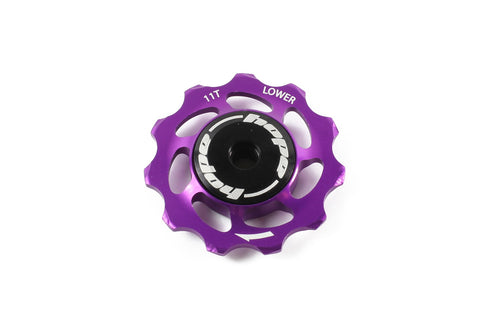 Hope Individual Jockey Wheels - Purple