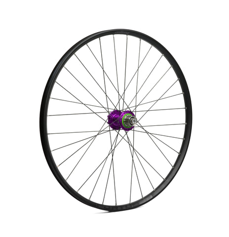 Hope Rear 27.5 Fortus 23W Pro4 - Purple Singlespeed/Trials