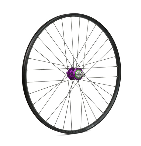 Hope Rear 29ER Fortus 23W Pro4 - 135/142mm Purple