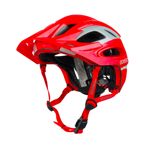 O'Neal Orbiter II Helmet - Red / Grey