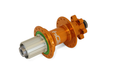 Hope PRO 4 Rear 36H Orange 150mm - 12mm