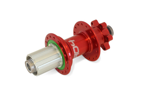 Hope PRO 4 Rear 36H Red 150mm - 12mm