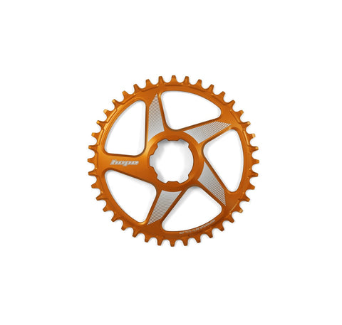 Hope Spiderless RX Chainring - Orange
