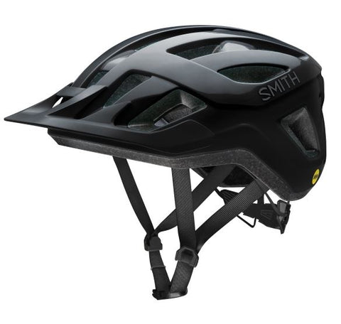 Smith CONVOY MIPS Helmet - GLOSS BLACK