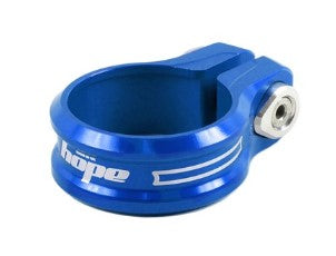 Hope Seat Clamp - Bolt - Blue