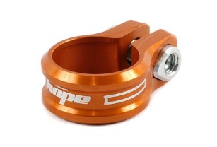 Hope Seat Clamp - Bolt - Orange