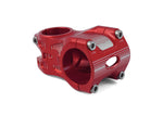 Hope AM Stem 0 deg 50mm - 35mm Diameter Red