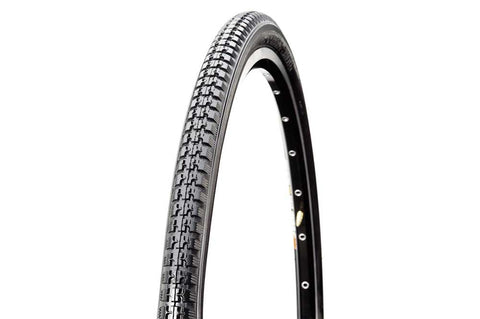 Raleigh 16 x 1.3/8 Record Tyre - Black (T1309)