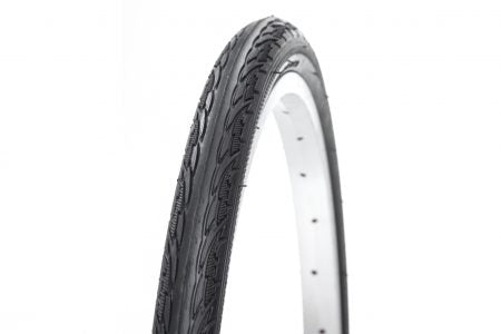 Basic 26 x 1.50 (40-559) ATB Slick Tyre - Black