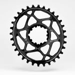 ABSOLUTE BLACK MTB OVAL SRAM BOOST 148 DIRECT MOUNT (3MM OFFSET)