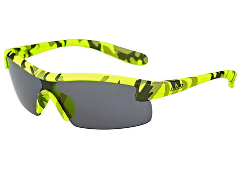 BBB Bsg-54 Small Youth / Kids Glasses - Camouflage / Neon / White
